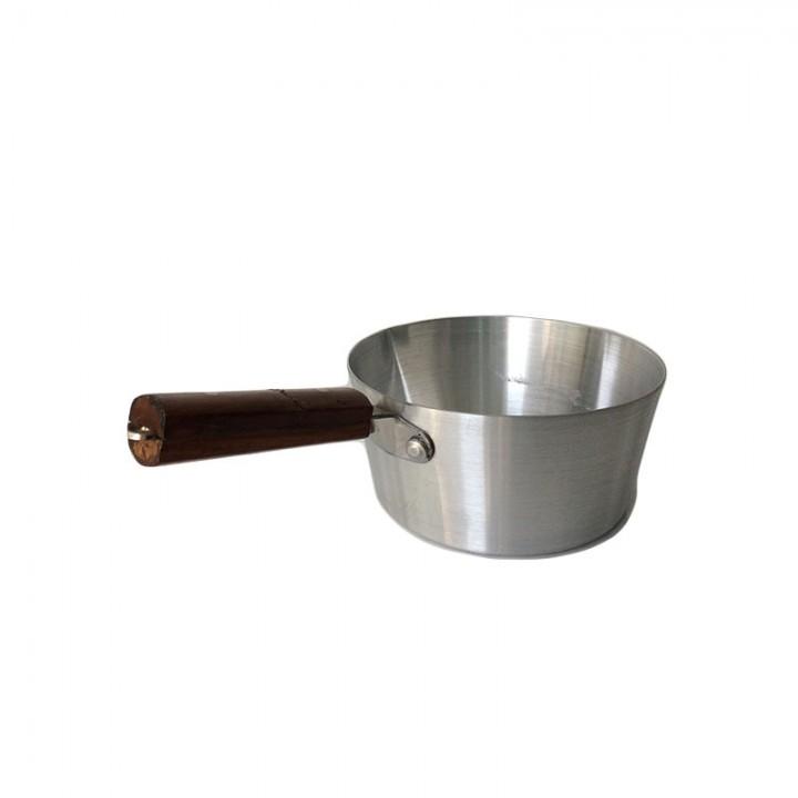 Durable high quality  sauce/stew pan Aluminium 24cm