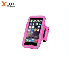 Sport Case For Phone Waterproof Sport Armband Arm Band Belt Cover RunningPhone Bag Case pink phone 4.0-4.7inch