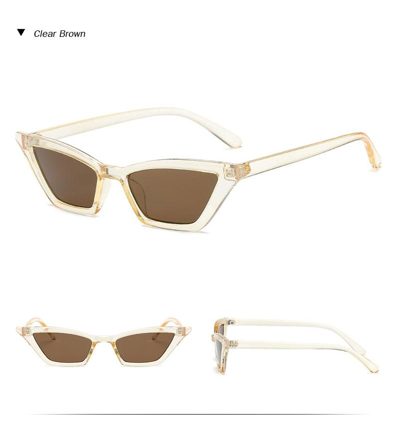2939a35e31 ... Cat Eye Luxury Brand Designer Sun Glasses Retro Small Red ladies  Sunglass Black Eyewear. Free Size for girl