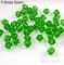 IFeel Jewellery 30pcs loose glass crystal bicone spacer beads 4mm Clear Black Green Blue  pick Color Violet 4mm