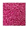 IFeel Sale 30 piece/lot 8mm Bright Shiny Round Acrylic Loose Spacer DIY Beads For Jewelry making rose pink 8MM