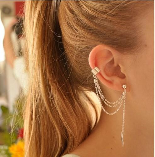 IFeel Jewellery Fashion Fine Jewelry Earings Vintage Earring Brincos Charm Stud Earrings For Women gold one size
