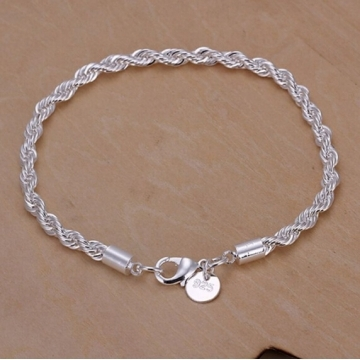 IFeel jewelry silver plated jewelry bracelet fine fashion bracelet top quality wholesale and retail white one size