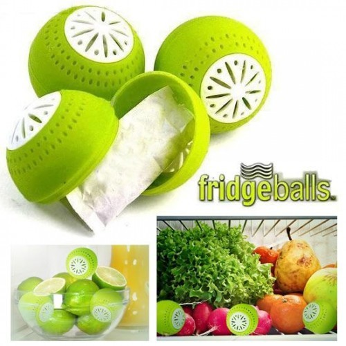, Fridge Balls,,for fresh food