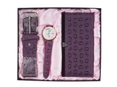 Fancy Gift Hamper For Her purple gift box