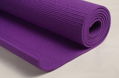 Gym mat/Yoga mat purple 173 cm*61cm*3mm