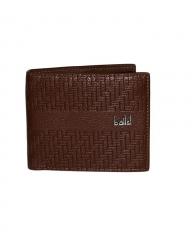 Wallet for men brown 11.5cm*9.5cm*2mm