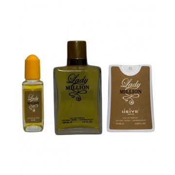Lady Million Perfume Set