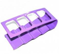 TV/Remote Control Safe Keeping Holder box Purple