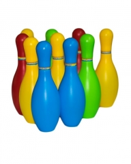 Bowling Set multicolour one size