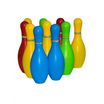 Bowling Set multicolour one size