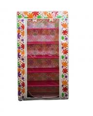 Shoe Cabinet pink