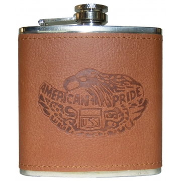 Hip flask 6  OZ