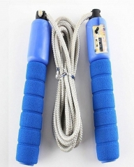 BFT Skipping Rope With Digital Counter Blue 3.5