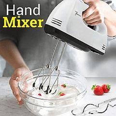 Boxiya Hand Mixer-BXY9017 white