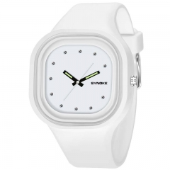 Waterproof Fashion Watch white 14mm*45mm