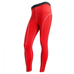 Men's Sports Trousers Trousers Tights red s