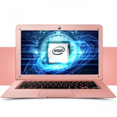 Laptop LapBook Micro Portable Notebook HDMI WiFi 14 inch Pink ram 2g/rom 64g