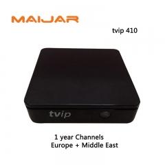 5pcs Mini Iptv Box Tvip410 V.410 OTT Box Usb Wifi H.265 Iptv Portal Stalker Internet Set Top Box