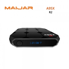 A95X R2 Amlogic S905W Quad Core Android 7.1 Set Top Box 3D 4K 1080P HD Media Player Smart Tv box