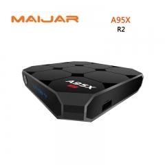 5pcs NEXBOX A95X R2 Amlogic S905W  Quad Core Android 7.1 OS Smart Set Top Box USB 3.0