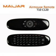 C120 air mouse T10 for android smart tv box