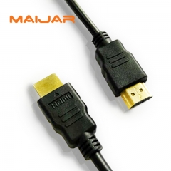 High Speed Gold Plated HDMI Cable Plug Male- Male 1.4 Version 1080P HD 3D For PC LCD TV PS3 NoteBook