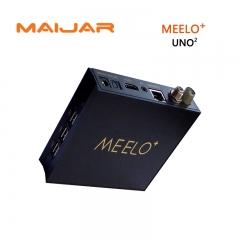 Smart Tv Box ME ELO+UNO2 Full 1080p Android +DVB-S2+T2 Combo Support Cccam Powervu Bisskey IPTV OTT
