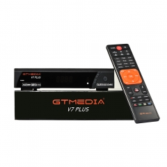 Digital TV Receiver GTmedia V7 Plus DVB-S2+T2 Combo 1080P Full HD Support H.265 PowerVu  Dre Bisskey