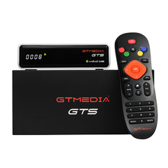Tv Set Top Box GTmedia GTS Android 6.0 TV BOX+DVB-S/S2 Amlogic S905D Satellite Receiver