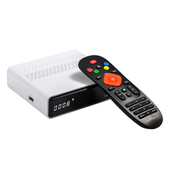 5pc Android Tv Box GTmedia GTS Android 6.0+ DVB-S2/S  Satellite Receiver Wifi Blueteeth H.265
