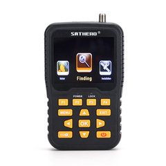 Digital Satellite Finder Sathero SH-400HD DVB-S2/S Signal Finder Meter