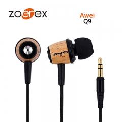 5pcs Original Wooden in Ear Earphones Headset Super Bass Fone De Ouvido 3.5mm Jack for Samsung S6 'one size'