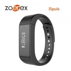 I5plus smart bracelet big screen touch message push Bluetooth waterproof student sports bracelet black only