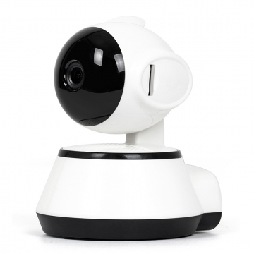 Wireless IP Home Live Webcam Security Monitoring Camera WiFi 720P Night Vision for Home Office one size