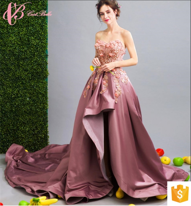 Asymmetrical Evening Gown Designs For Fat Ladies Cestbella Evening