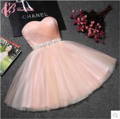 Cestbella Jubilant Endearing Short Off-Shoulder Knee-Length Bridesmaid Dress Purple us  4