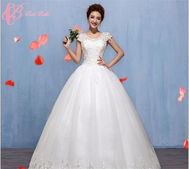 Cheap Wedding Gowns.Cheap Ladies Simple Fashion Dress Bridal Wedding Dresses Gowns Cestbella Pure White Us 12
