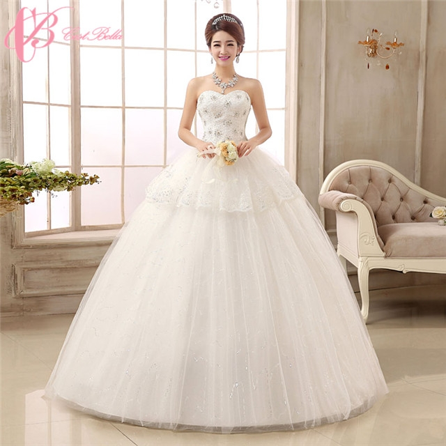 24c873ec561d Sexy Wholesale Indian Style Ball Gown Cheap Wedding Dress Cestbella pure  white us 8  Product No  731258. Item specifics  Brand