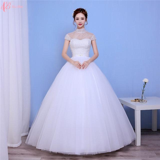 Kilimall: Alibaba White Bling Bridal Luxury Wedding Dresses Lace ...