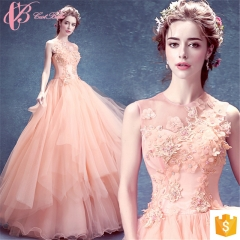 prom classic silk long ball gowns and cocktail prom evening dress 2017 pink us 4