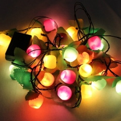 Women's day Outdoor Ornament Light Party Decorative Lighting Colorful Lamp Wedding Holiday colorful normal avarage