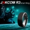 Smart Ring Wear  Magic Finger NFC Ring For Android Windows NFC Mobile Phone black size12