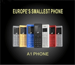 original A1 bluetooth 3.0 FM MP3 voice change mobile cell phone bluetooth dialer pocket mini call coffee
