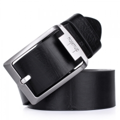 Hot Jeans belt promotion ceinture dnuxlou mens belts luxury faux leather belt for men trouser belts black 110-125cm