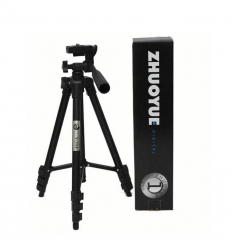 Portable tripod general digital camera DV three tripod tripod support black