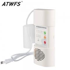 Home Deodorizer Ozone Ionizer Generator Sterilization Germicidal Filter Disinfection Clean Room white