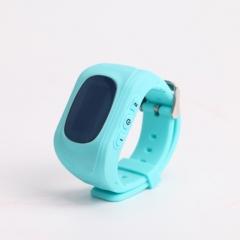 Children Smart Watch Kids Girls Boys Christmas Gifts GPS Tracker SOS Location Remote Monitor blue 1