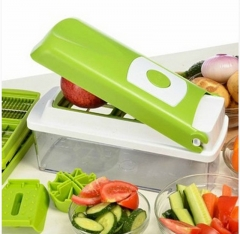 12 sets of vegetable chopper multi - functional vegetable kitchen home kitchen supplies