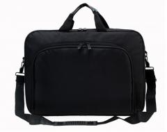 15-inch Shoulder Bag Messenger Bag Messenger Bag Business Man Briefcase black 15inch